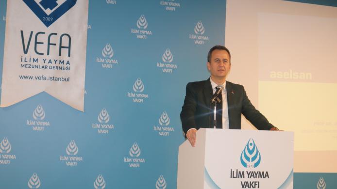 Prof.Dr. Haluk Görgün Konferansı