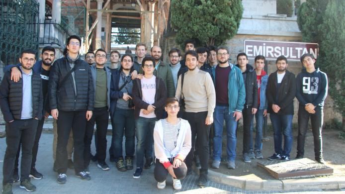 Bursa Gezisi