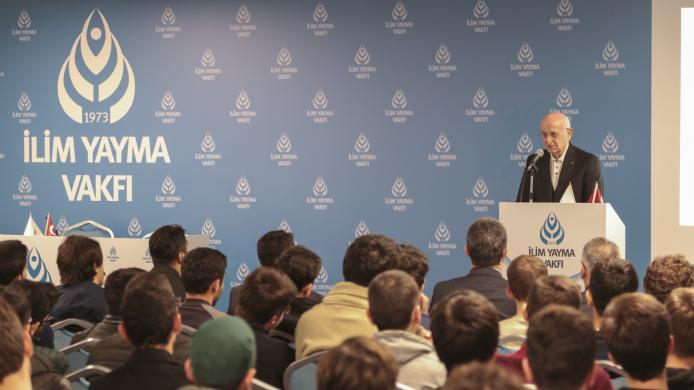 İsmail Kahraman ile Geçmişten Günümüzü Türkiye Konferansı