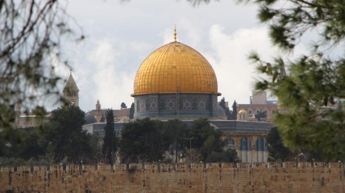 Online Kudüs'ten İzlenimler Programı