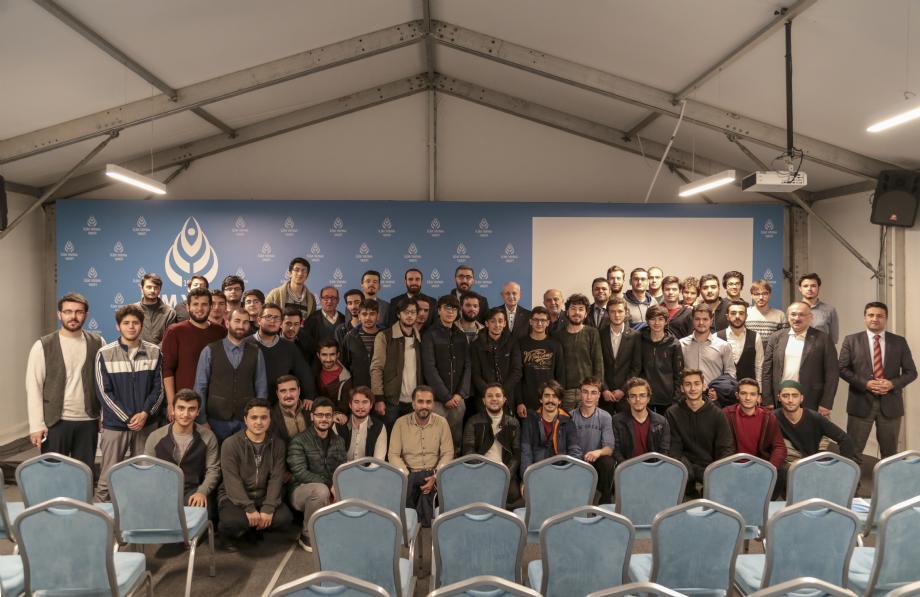 İsmail Kahraman Konferansı - İYV Vefa Lisans Yurdu