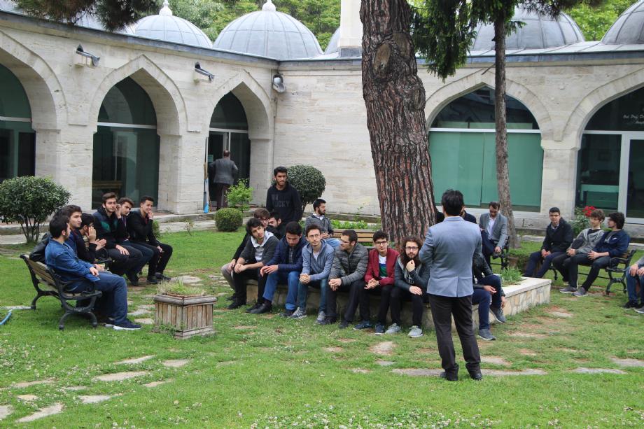Süleymaniye Külliyesi Tarih Turu - İYV Vefa Lisans Yurdu