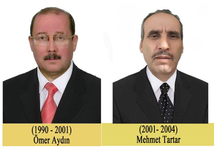 Müdürlerimiz - İYV Vefa Lisans Yurdu