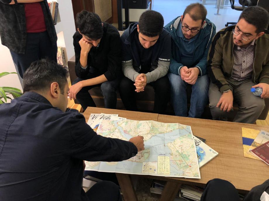 Şehzadebaşı Camii ve Çevresi Gezisi - İYV Vefa Lisans Yurdu